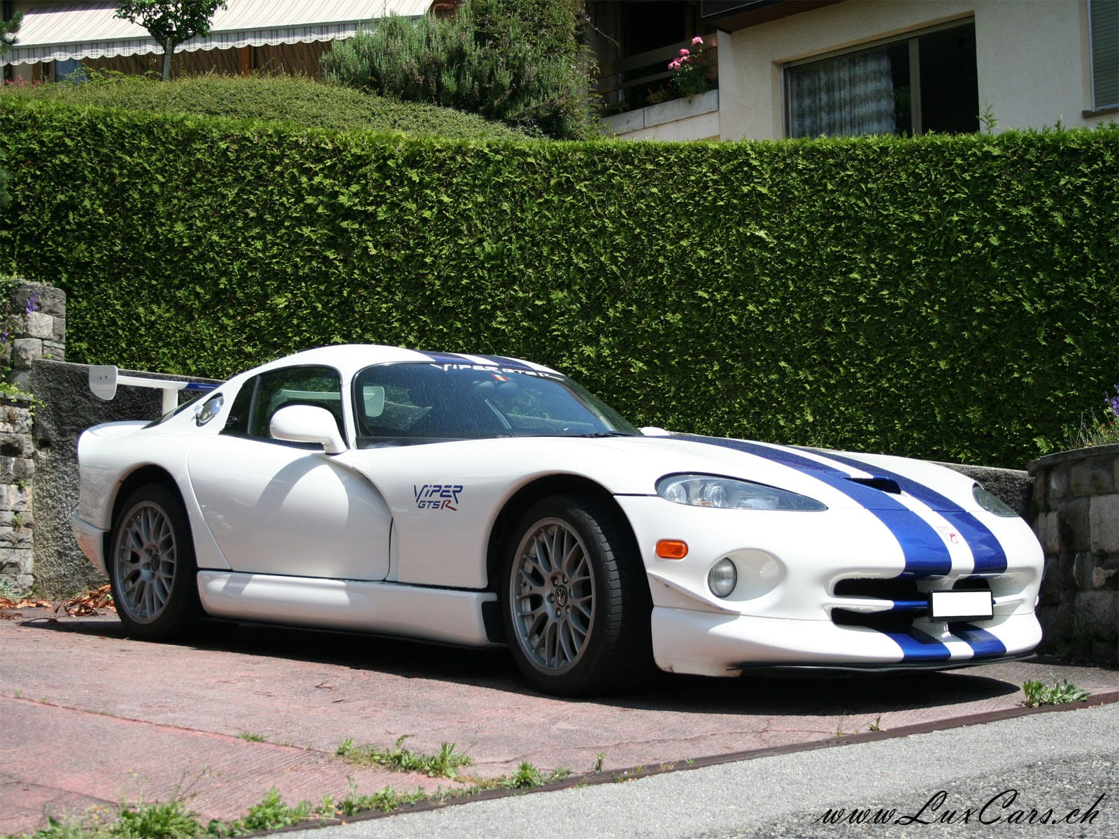1996 Dodge Viper GTS Widescreen for desktop