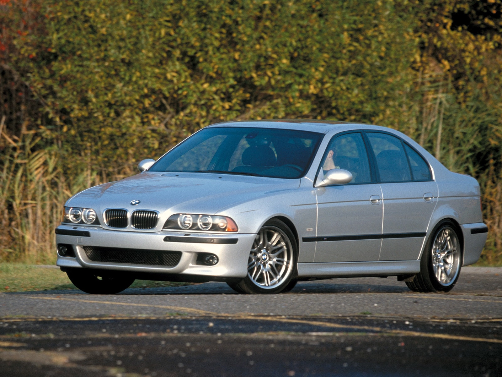 1999 BMW M5 Widescreen for desktop