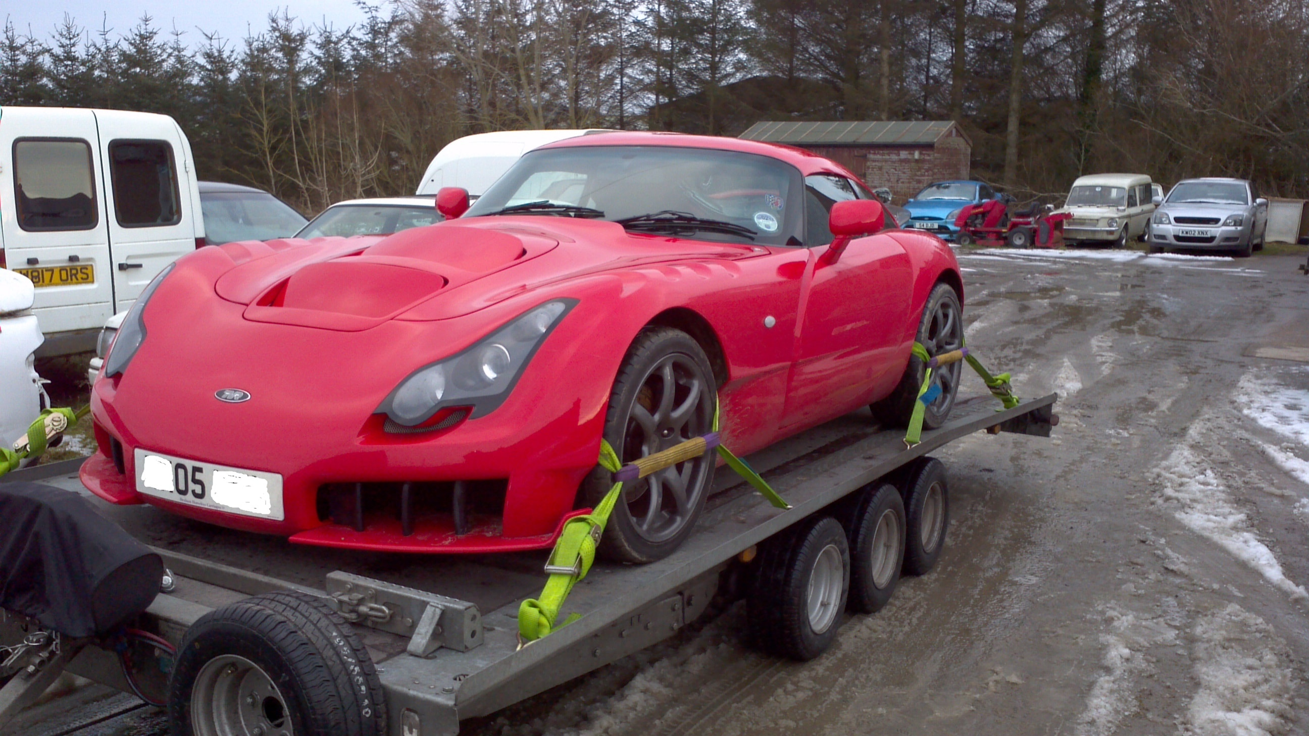 2005 TVR Sagaris Widescreen for desktop