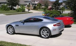2006 Aston Martin V8 Vantage Full hd wallpapers