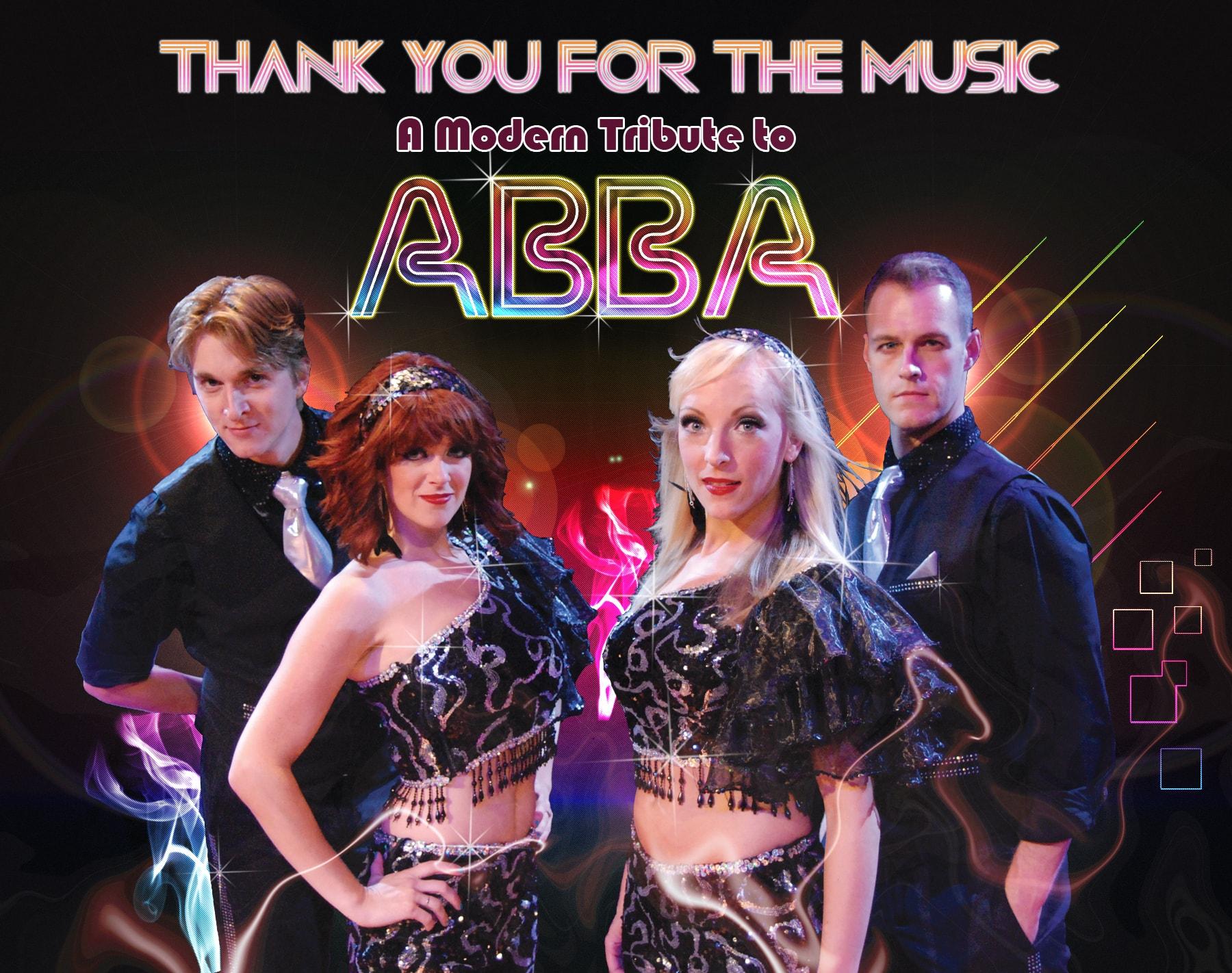 ABBA Widescreen for desktop