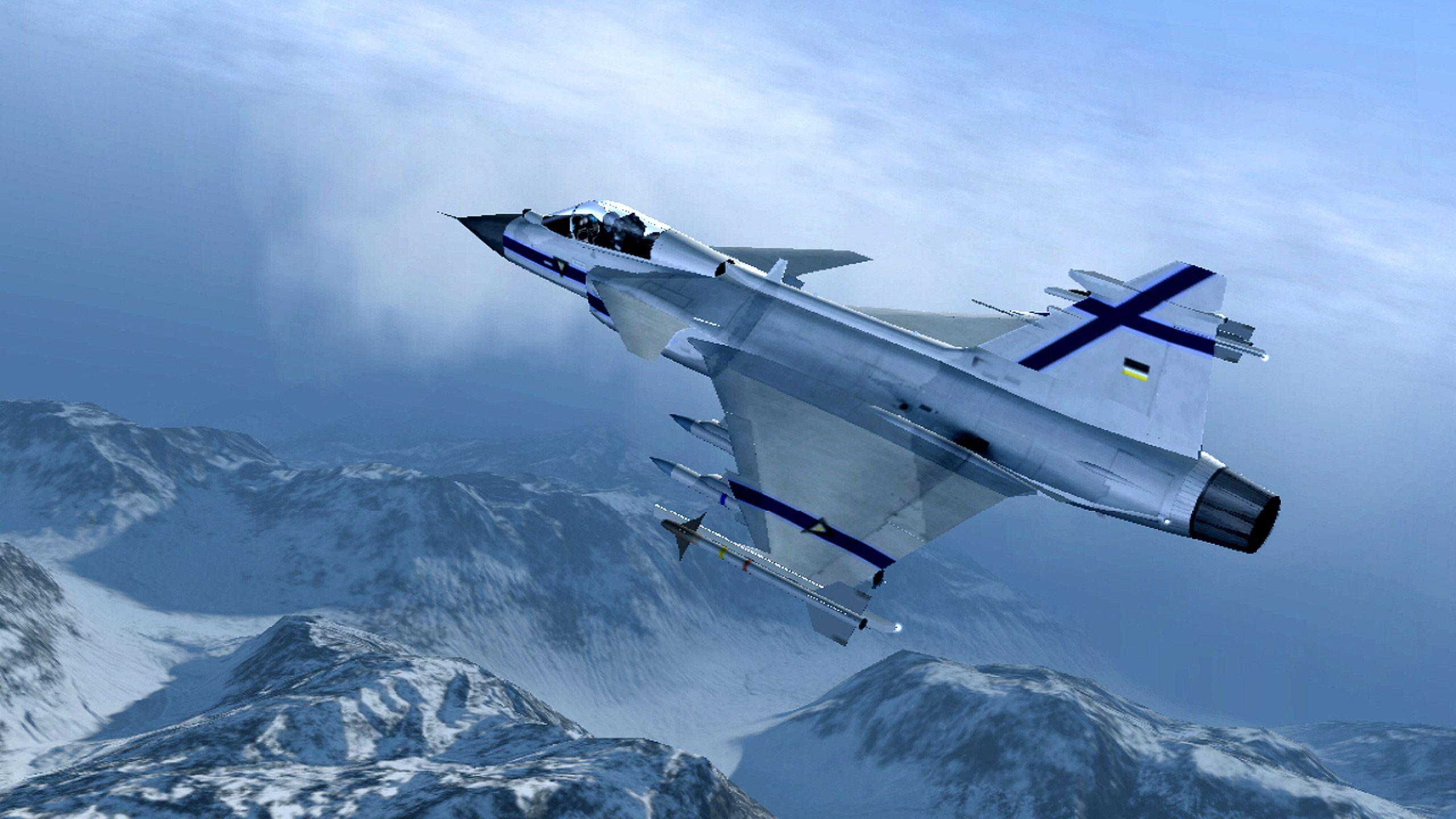Ace Combat Zero: The Belkan War widescreen for desktop