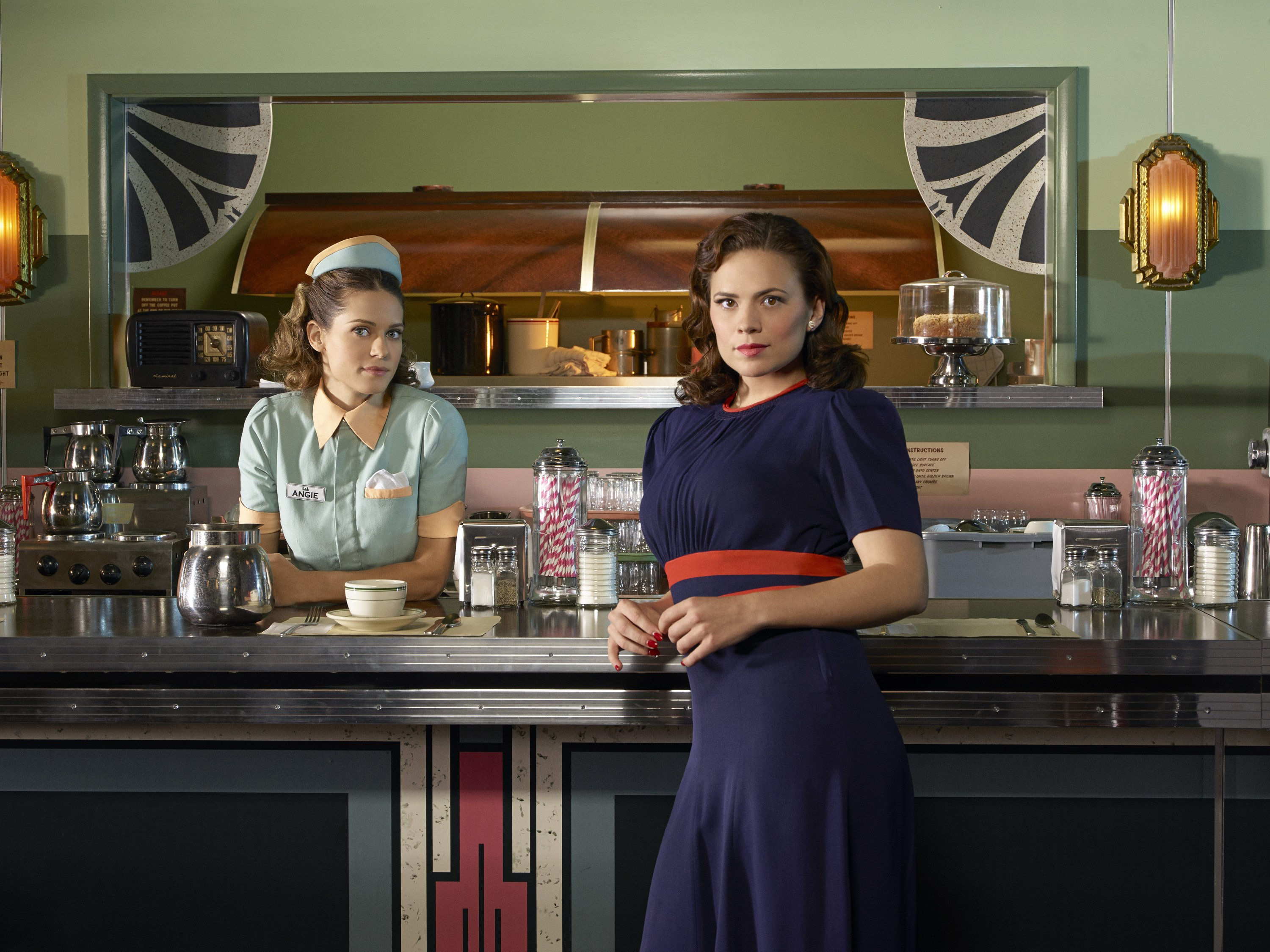 Agent Carter widescreen for desktop