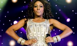 Alexandra Burke Widescreen for desktop
