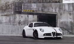 Alfa Romeo 8c Widescreen for desktop