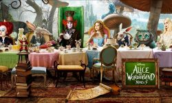 Alice Through the Looking Glass Desktop wallpaper