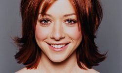 Alyson Hannigan Widescreen for desktop