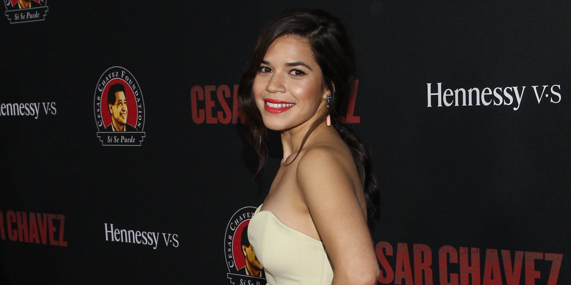 America Ferrera Widescreen for desktop