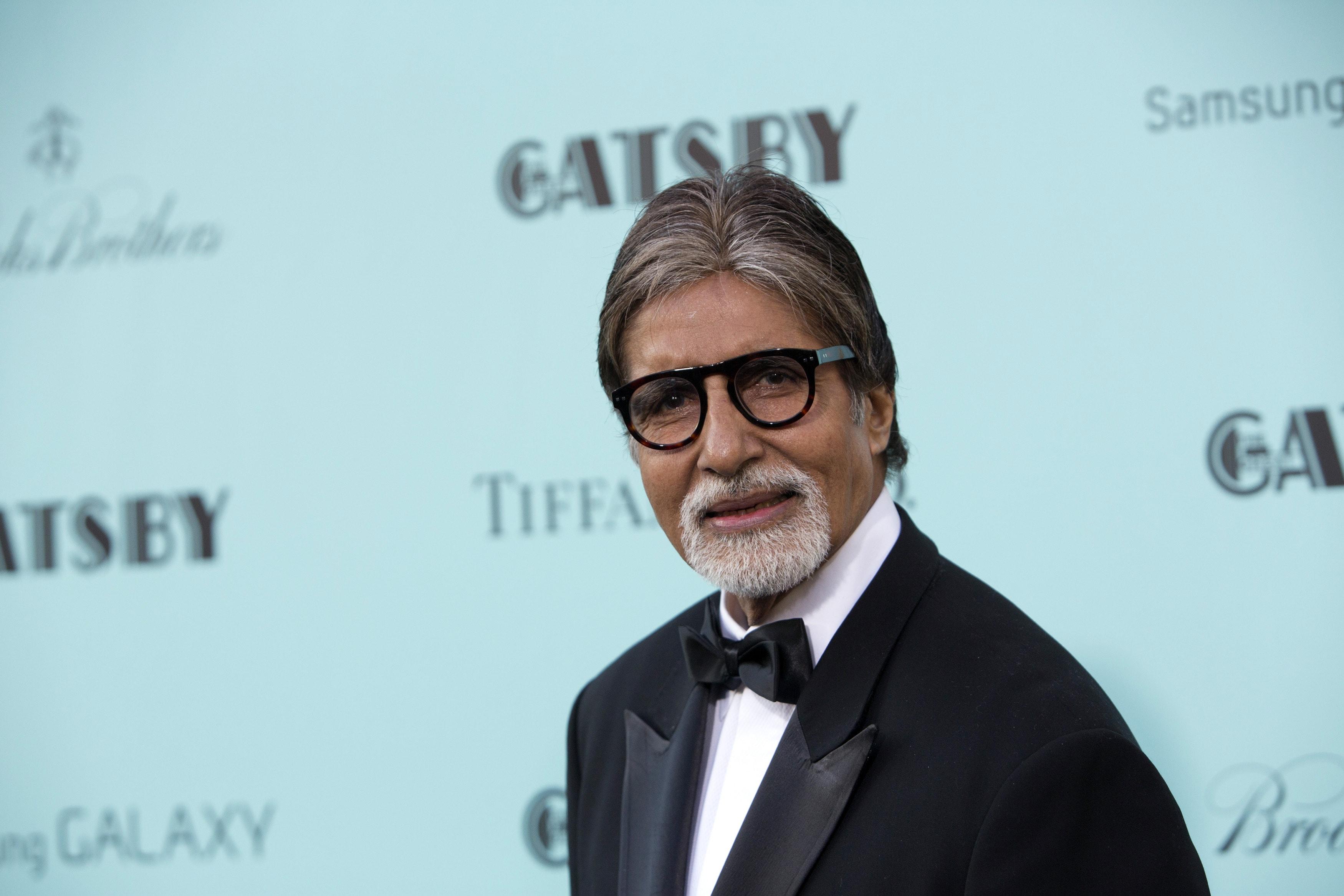 Amitabh Bachchan Widescreen for desktop
