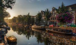Amsterdam widescreen for desktop