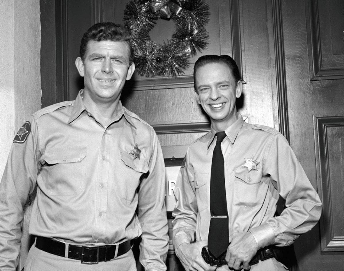 Andy Griffith Widescreen for desktop