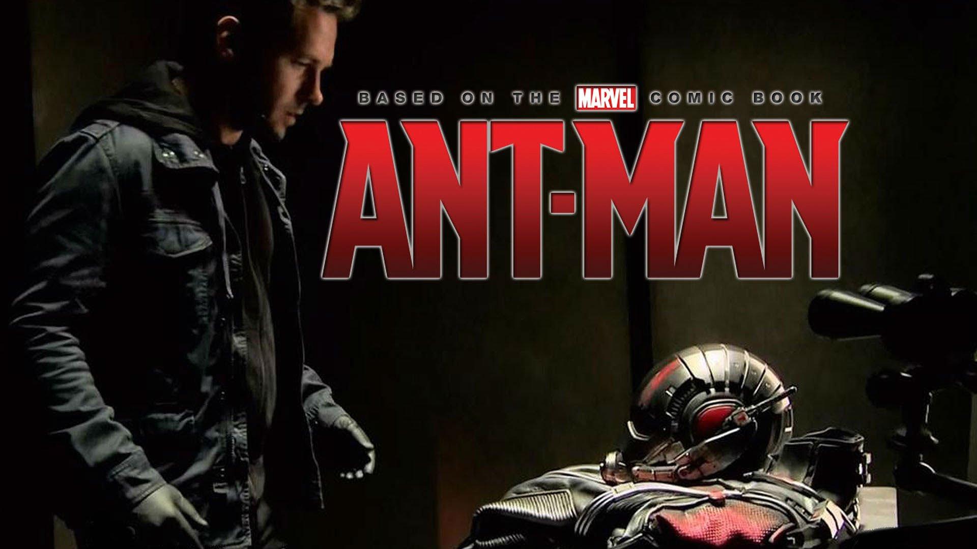 Ant-Man desktop wallpaper