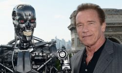 Arnold Schwarzenegger Widescreen for desktop