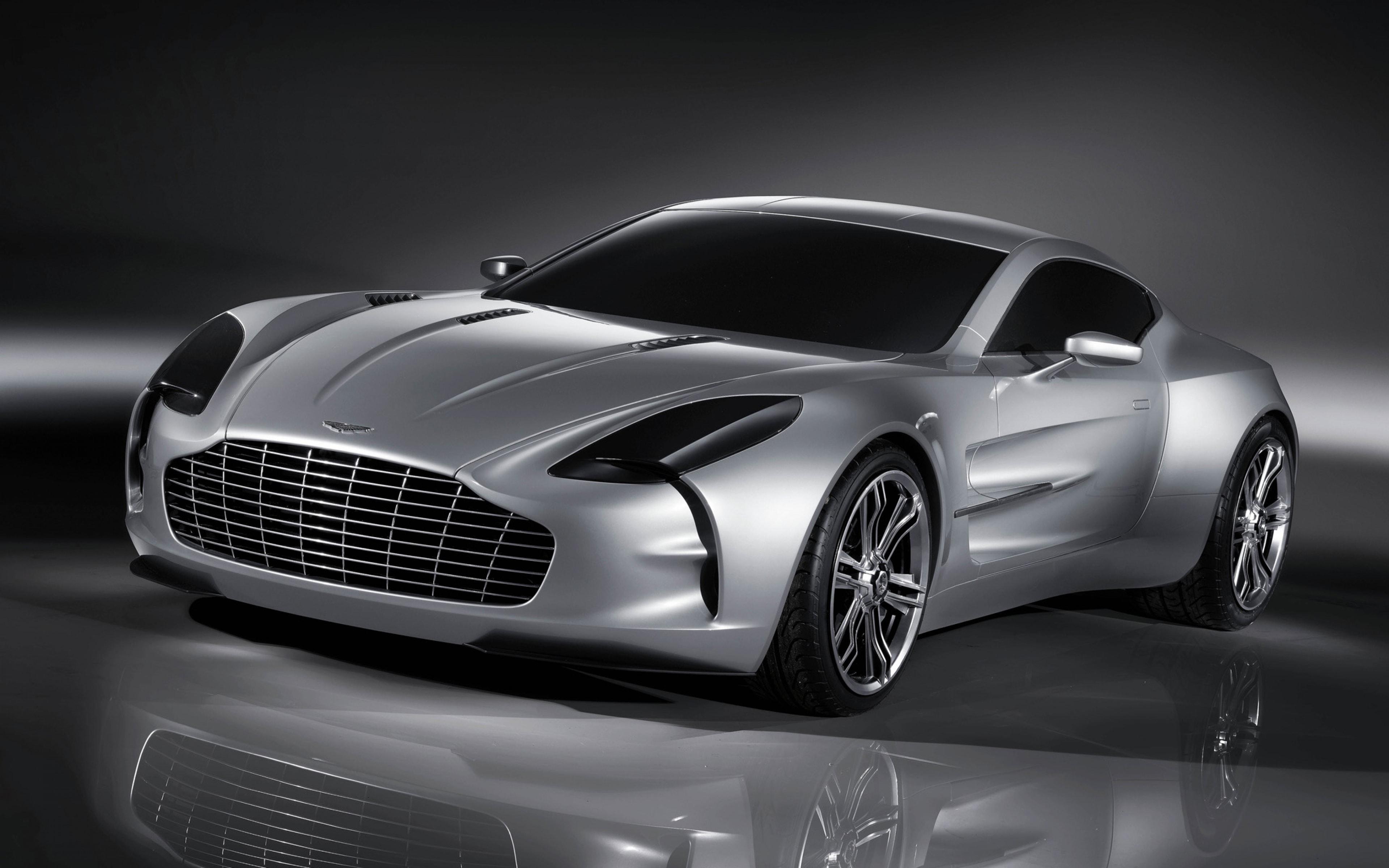 Aston Martin One-77 Widescreen for desktop