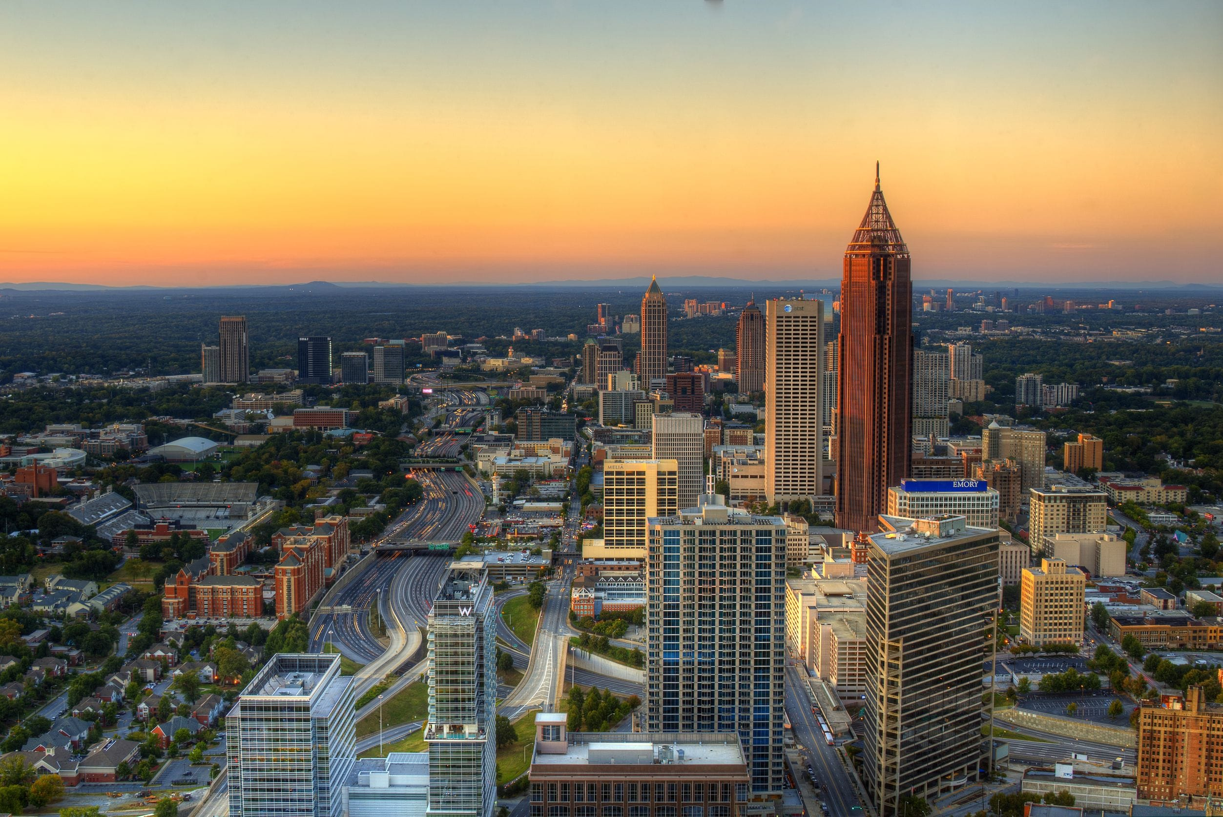 Atlanta Widescreen for desktop
