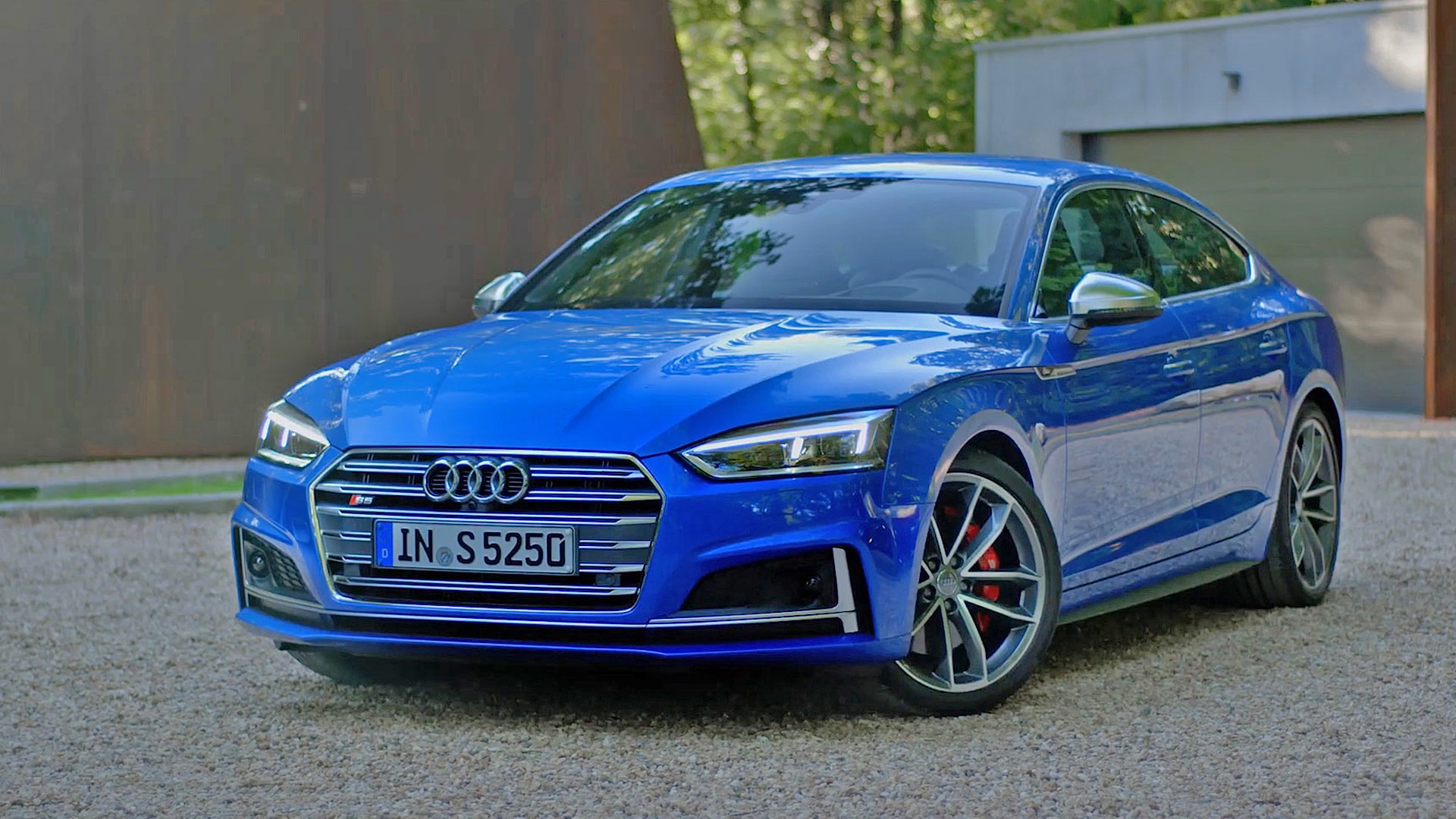 Audi A5 Sportback II Widescreen for desktop