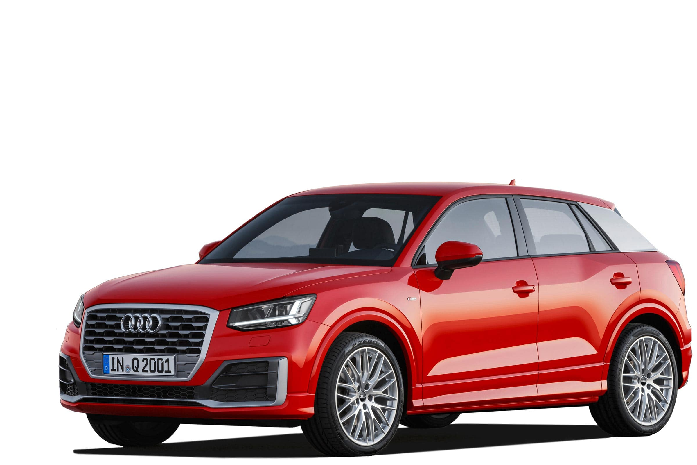 Audi Q2 Widescreen for desktop