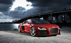 Audi R8 wallpaper for mobile