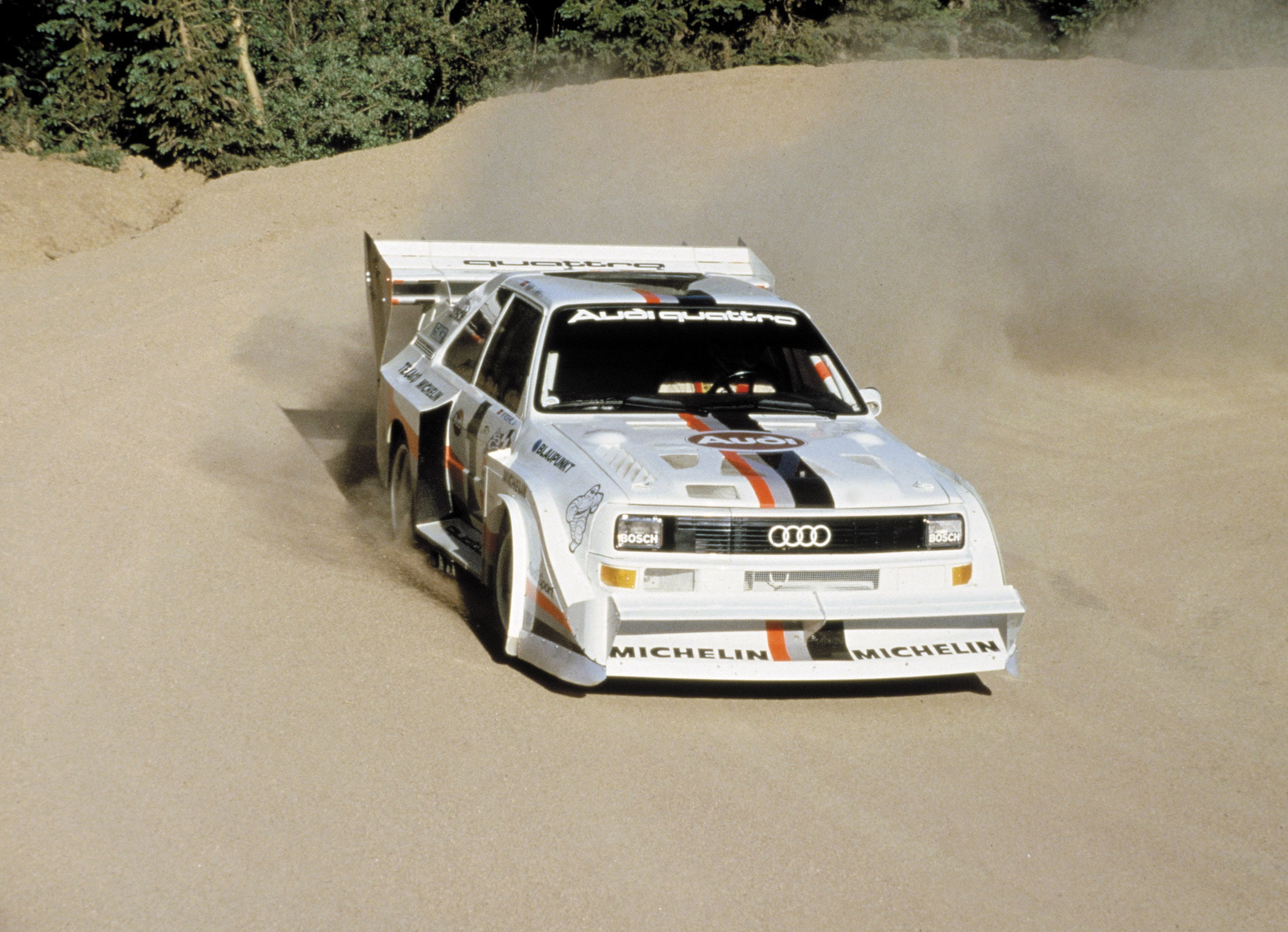 Audi Sport Quattro S1 Widescreen for desktop