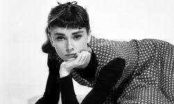 Audrey Hepburn Widescreen for desktop