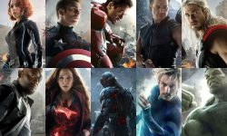 Avengers: Age Of Ultron widescreen for desktop