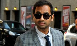 Aziz Ansari Widescreen for desktop