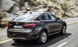 BMW X6 (F16) Widescreen for desktop