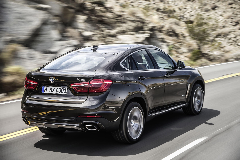 BMW X6 (F16) Widescreen for desktop