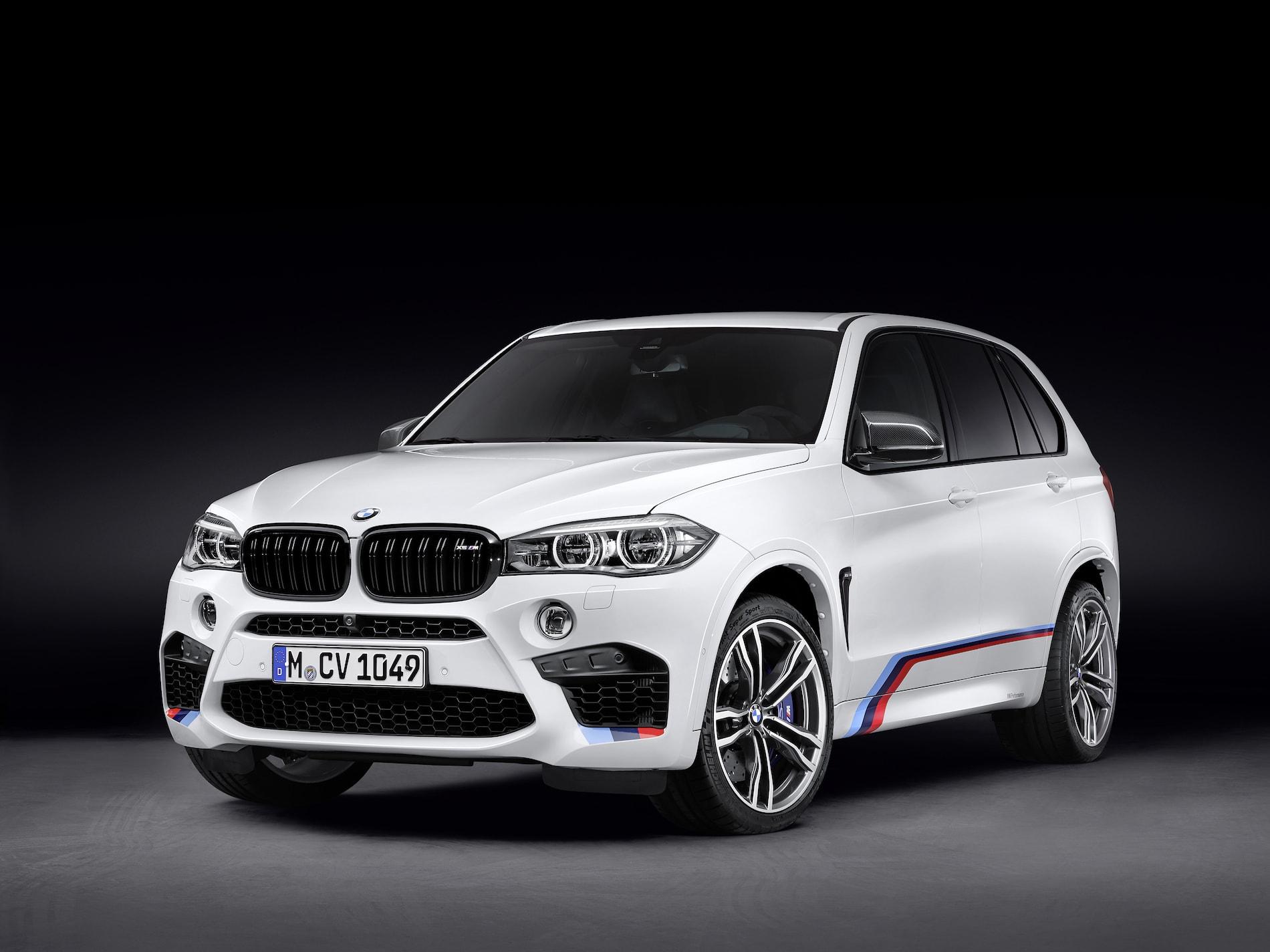 BMW X5M (F85) Widescreen for desktop