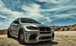 BMW X6 widescreen for desktop