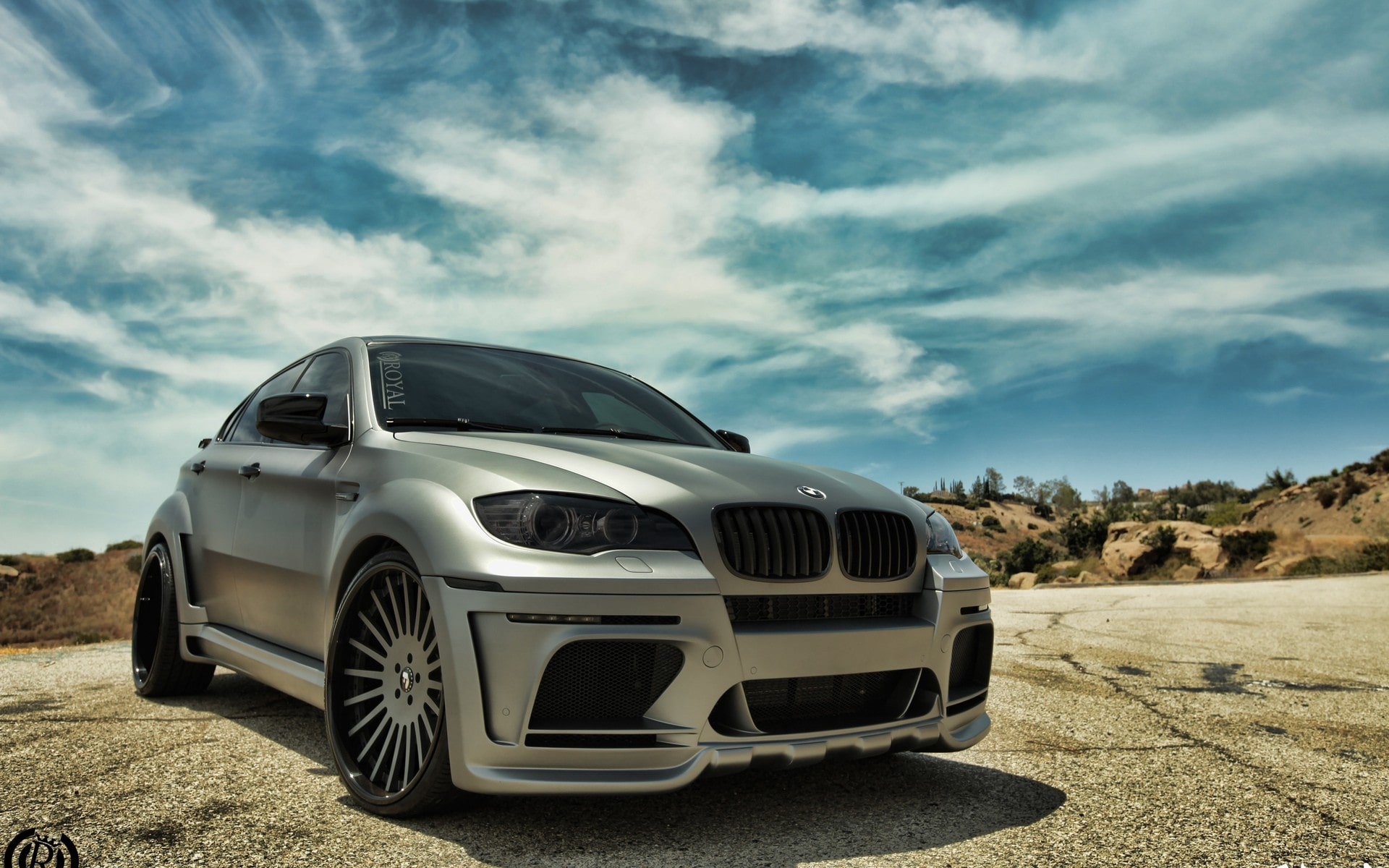 Bmw X6 Hd Wallpapers 7wallpapers Net