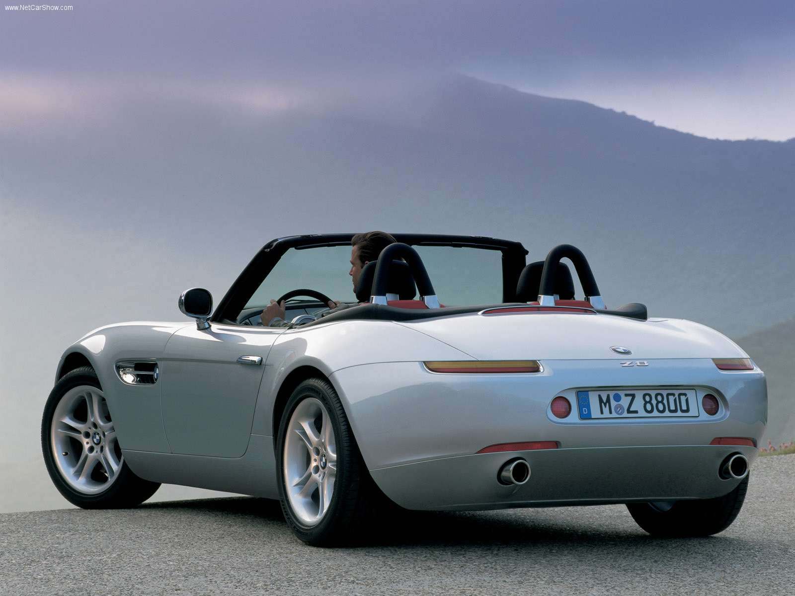 BMW Z8 Widescreen for desktop