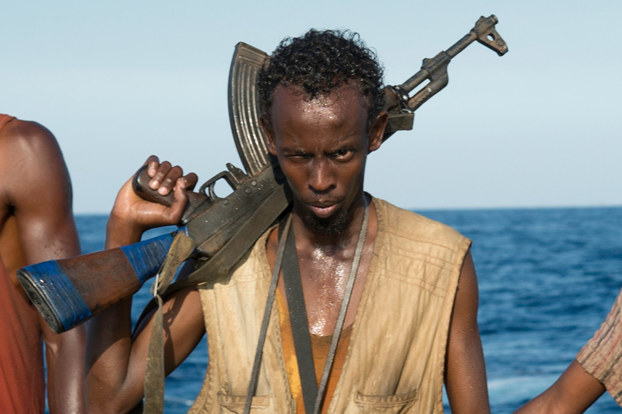 Barkhad Abdi Widescreen for desktop