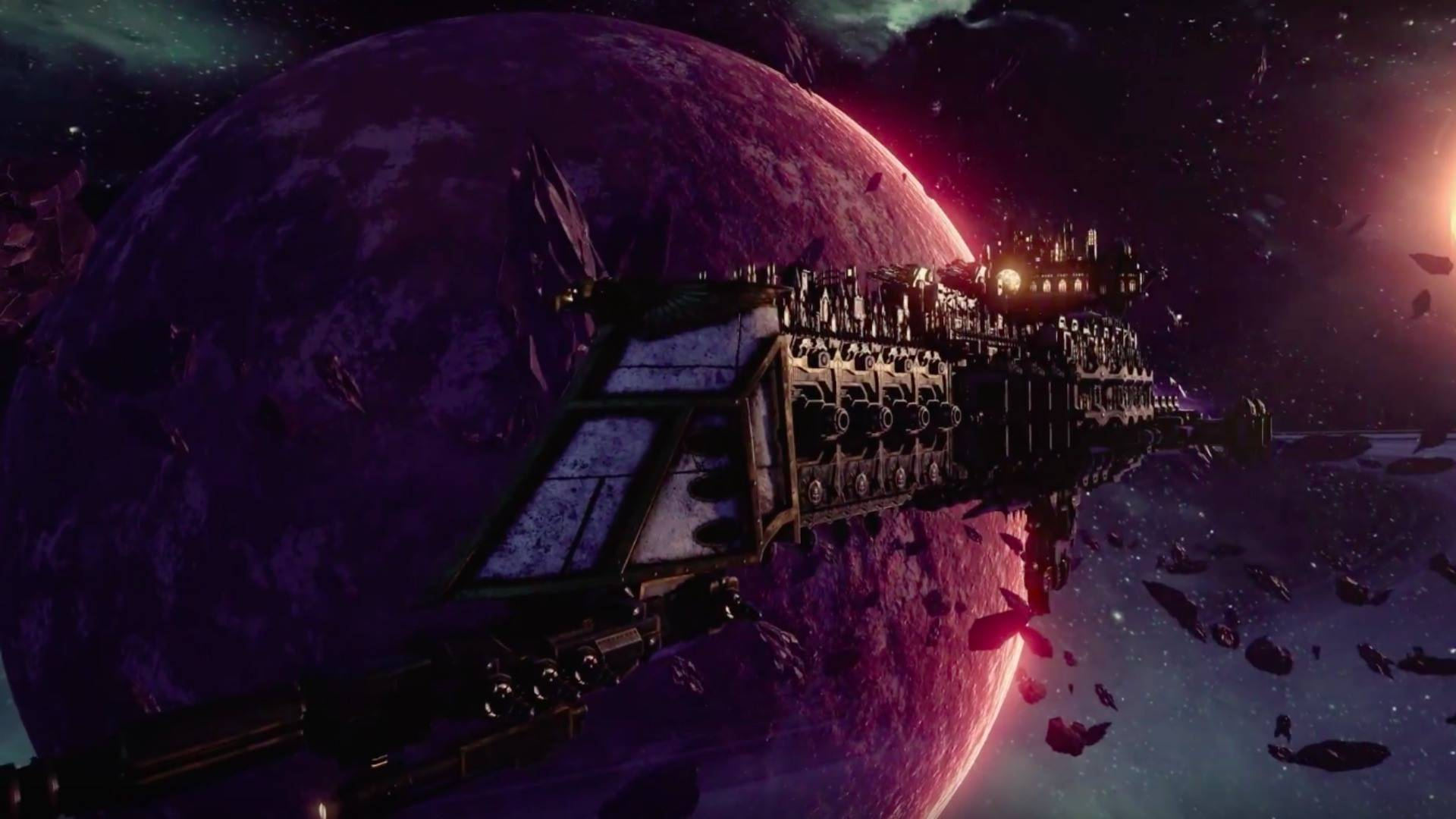 Battlefleet Gothic: Armada Widescreen for desktop