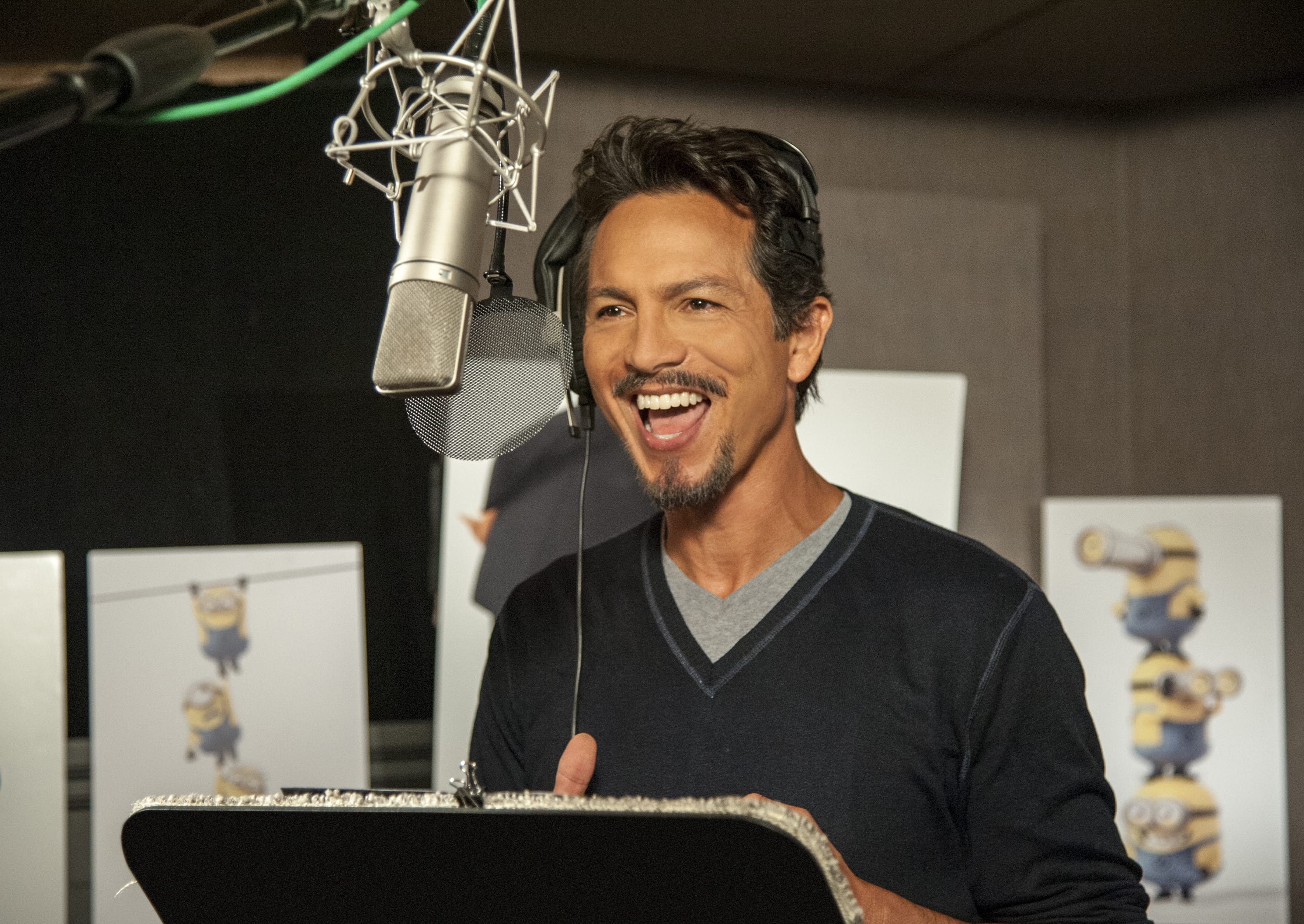 Benjamin Bratt Widescreen for desktop