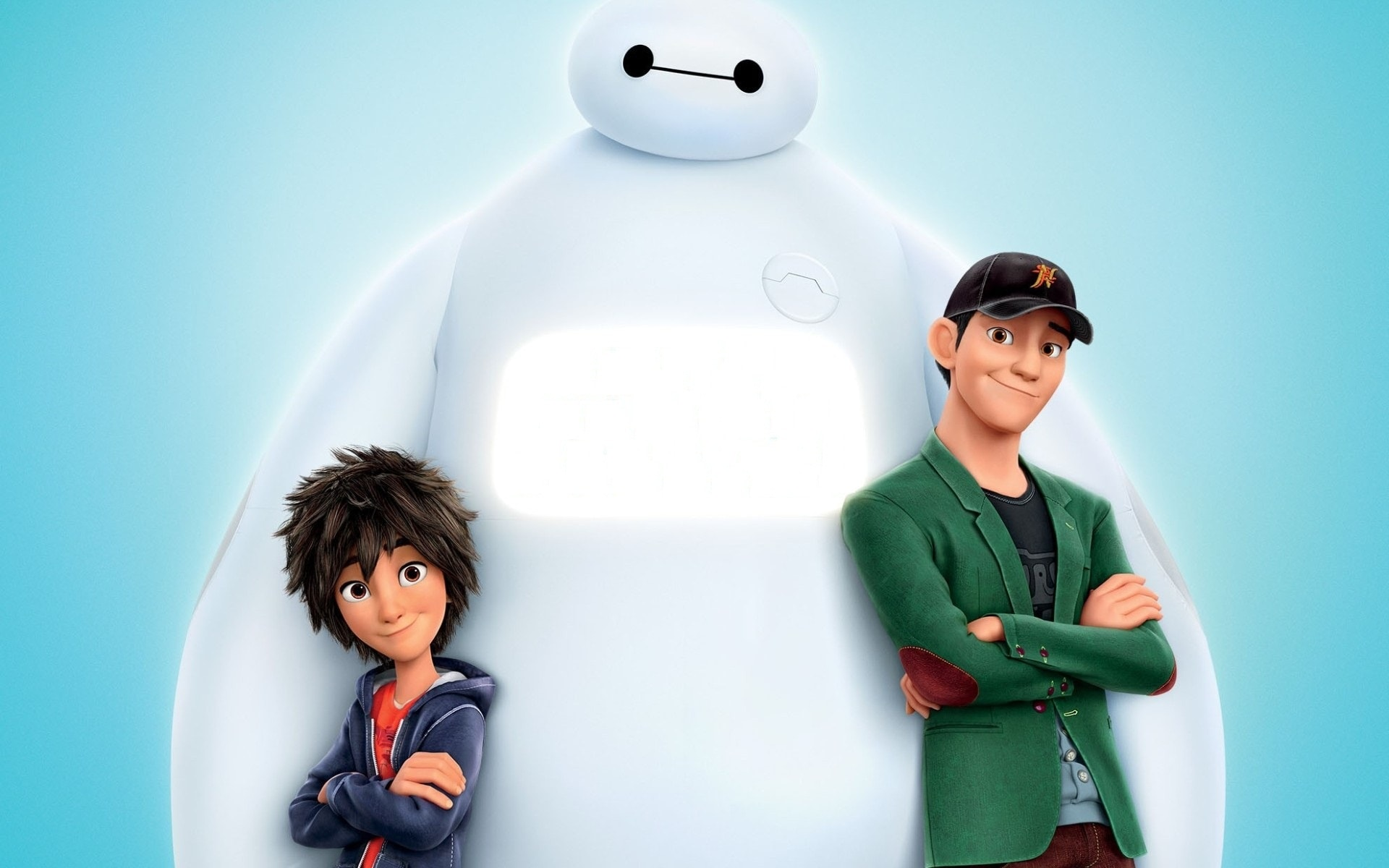 Big Hero 6 Widescreen for desktop