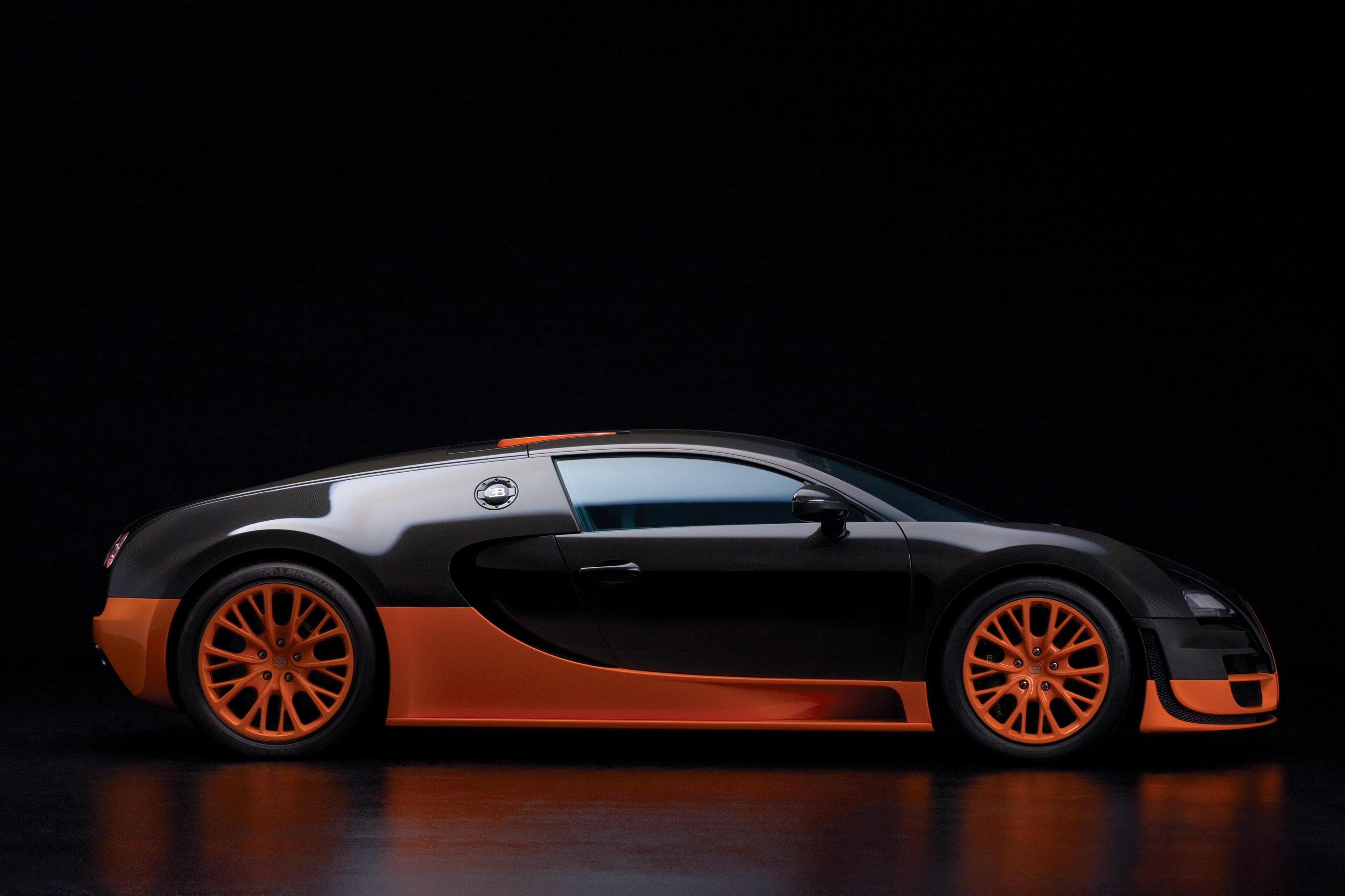 Bugatti Veyron Super Sport Widescreen for desktop