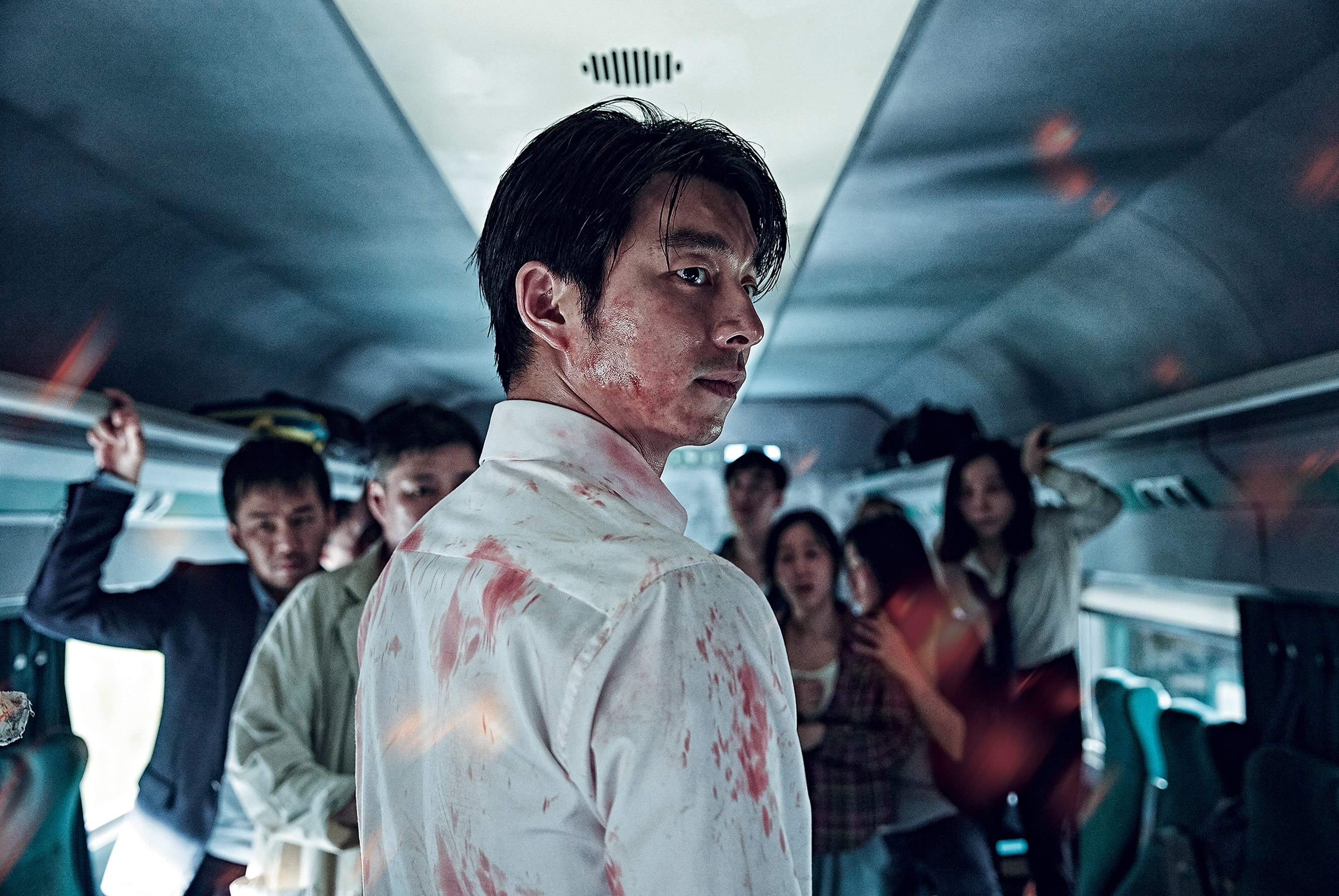 Train to Busan Widescreen for desktop