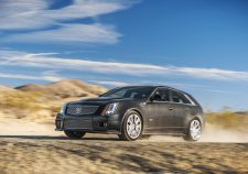 Cadillac CTS-V Wagon Widescreen for desktop