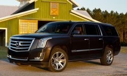 Cadillac Escalade 4 Widescreen for desktop