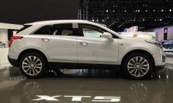 Cadillac XT5 Widescreen for desktop