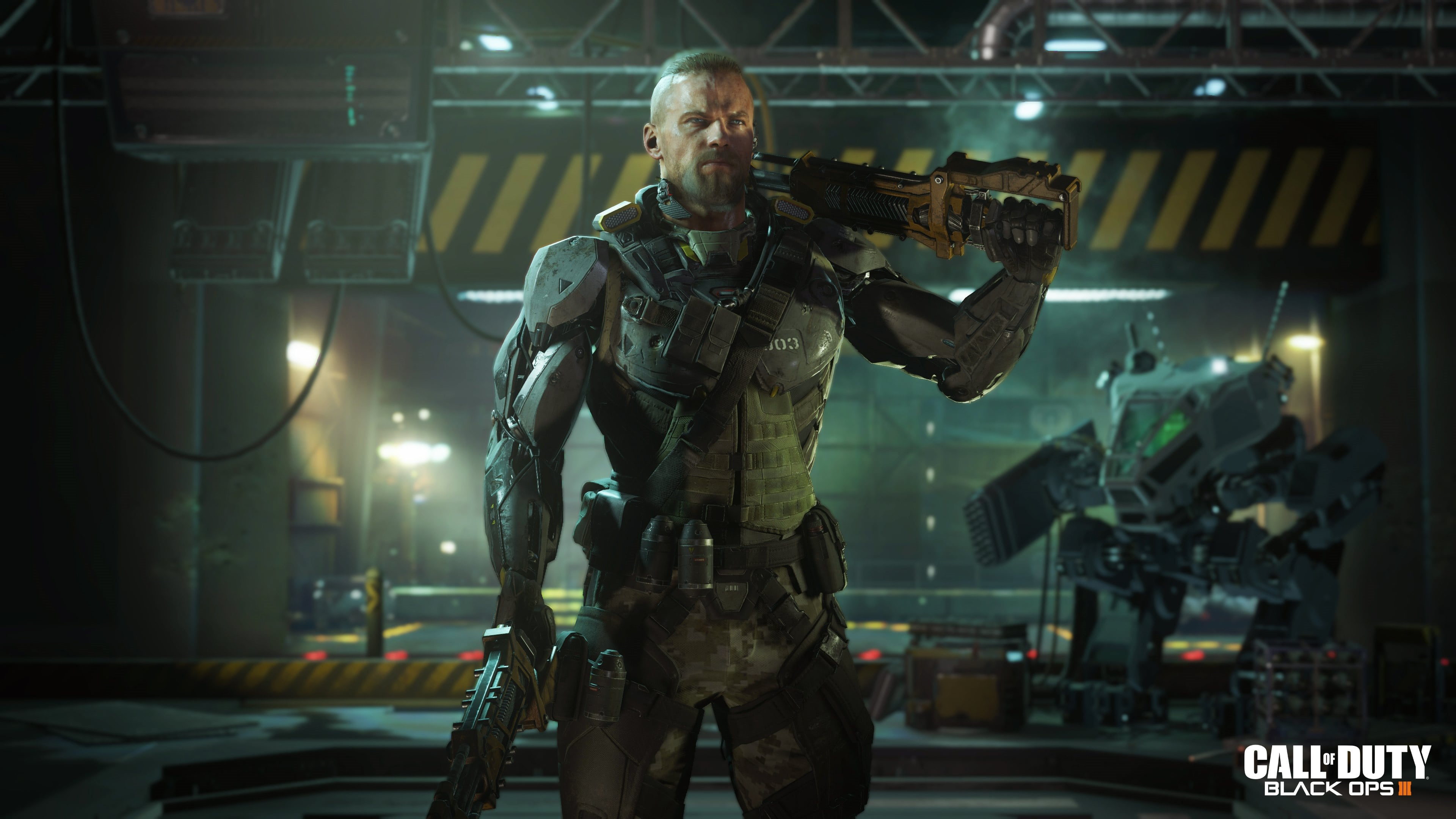 Call of Duty: Black Ops 3 Widescreen for desktop
