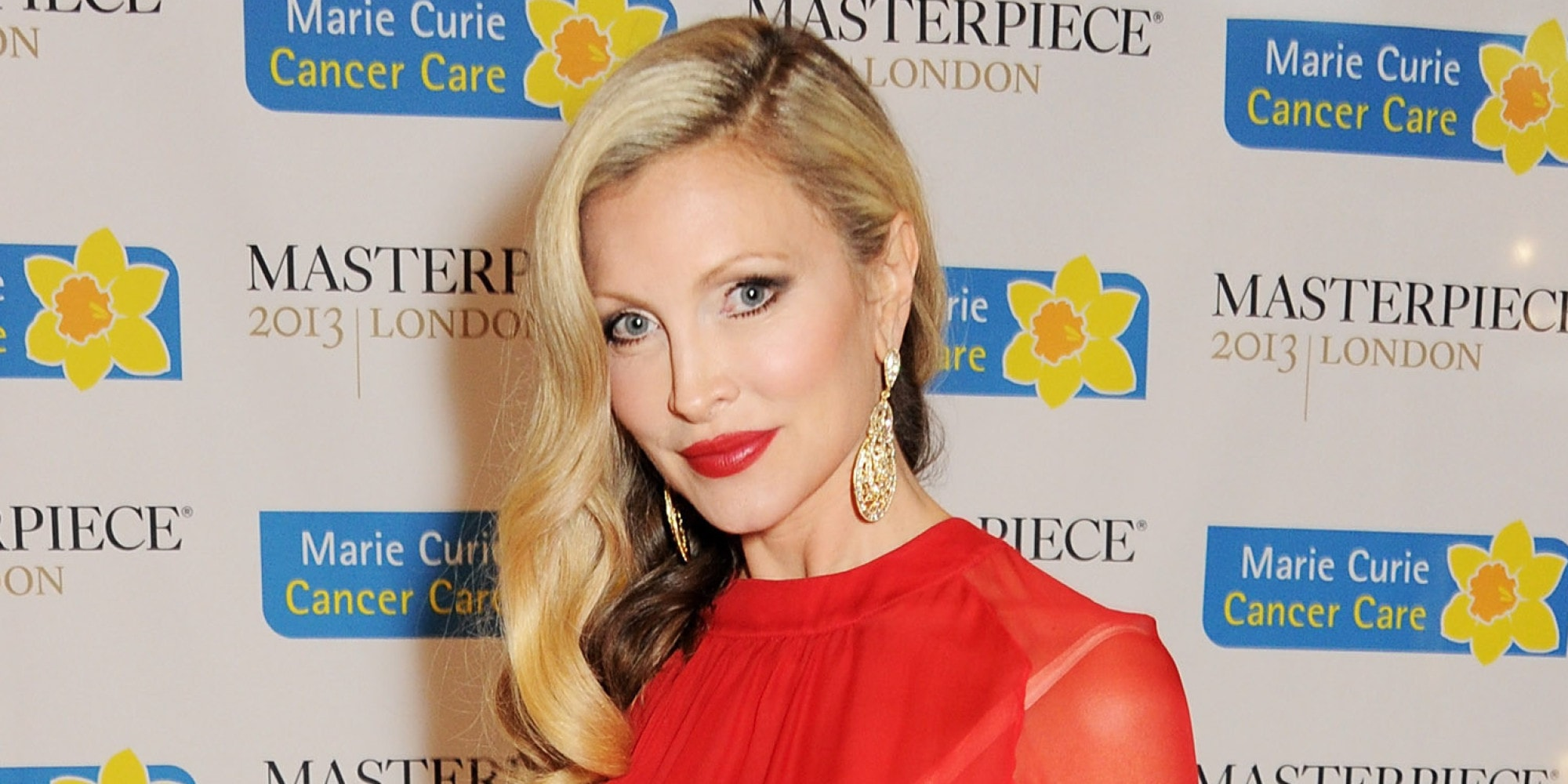 Caprice Bourret Widescreen for desktop