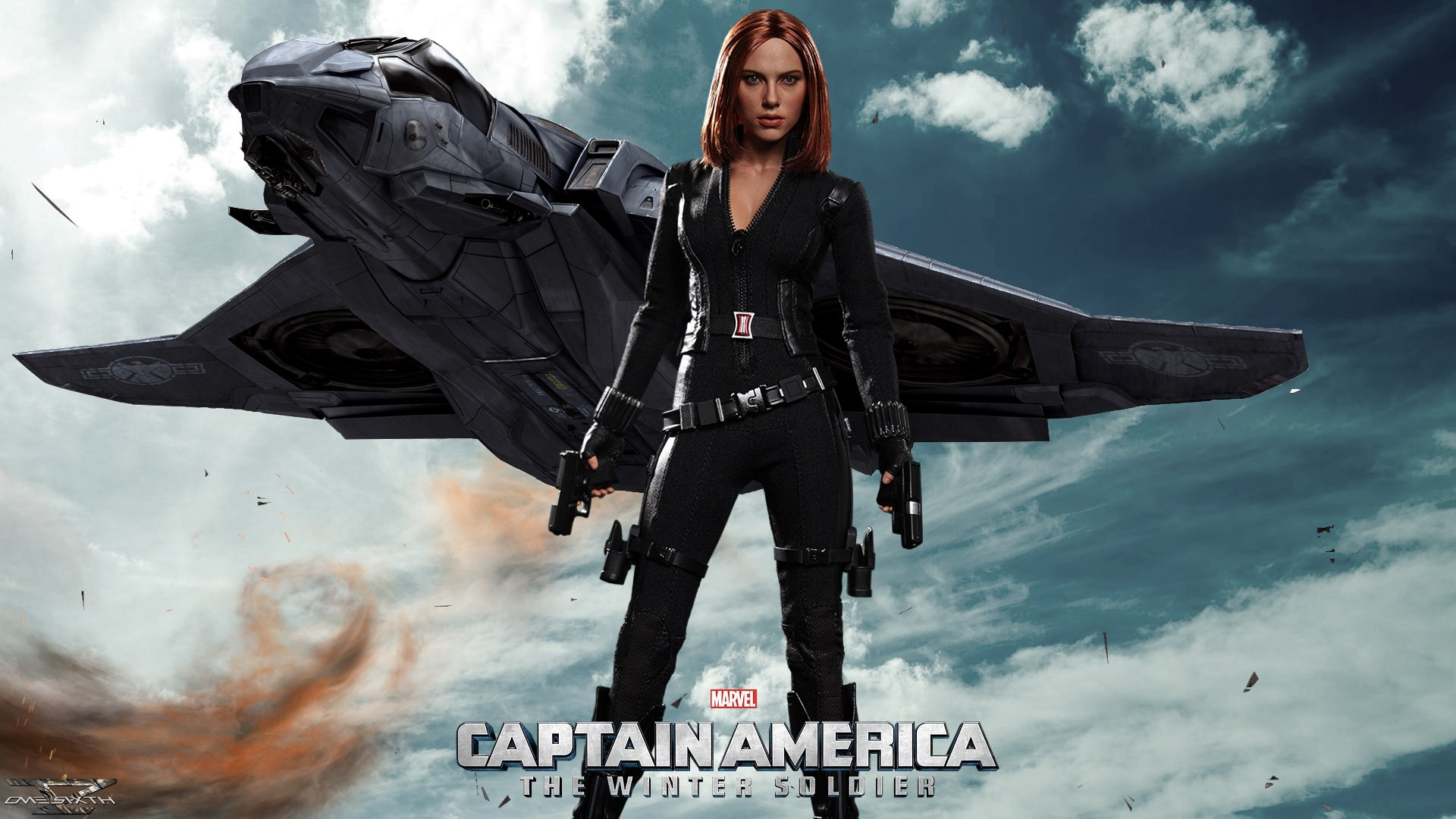 Captain America The Winter Soldier Hd Wallpapers 7wallpapers Net