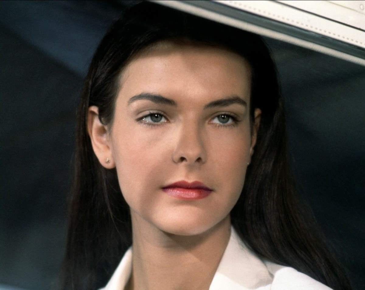 Carole Bouquet Widescreen for desktop