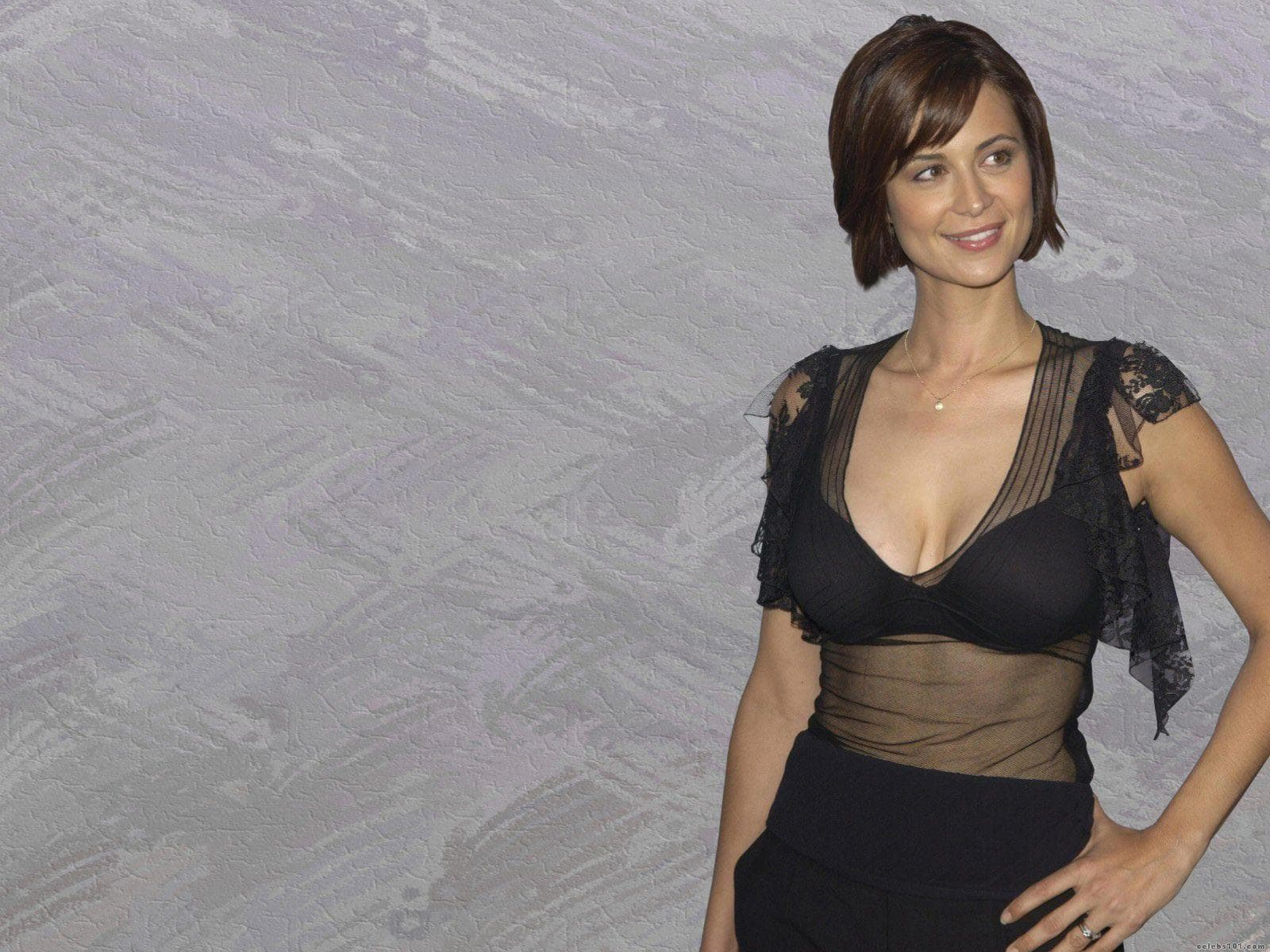 Catherine Bell Widescreen for desktop