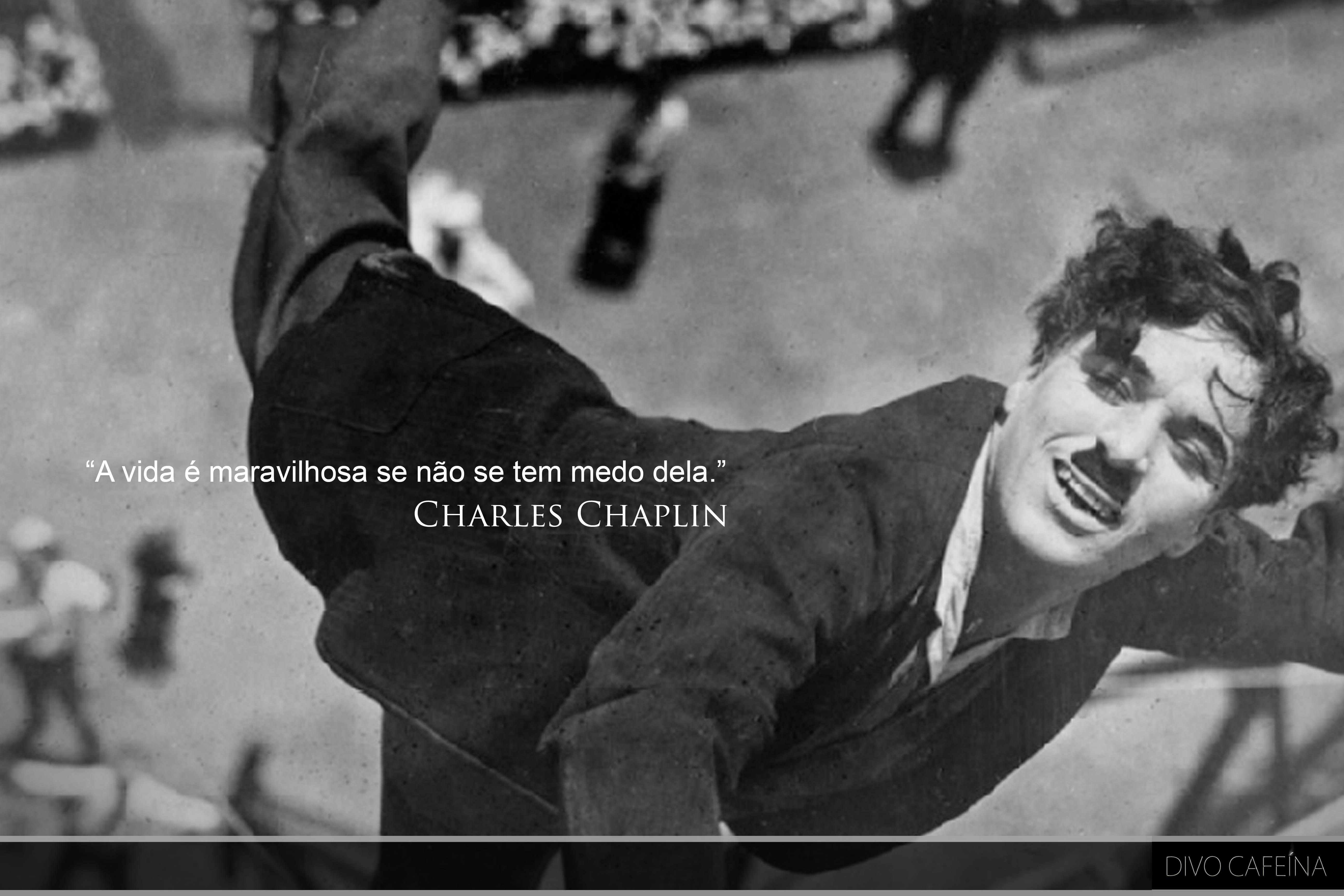 Charles Chaplin Widescreen for desktop