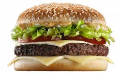 Cheeseburger Widescreen for desktop