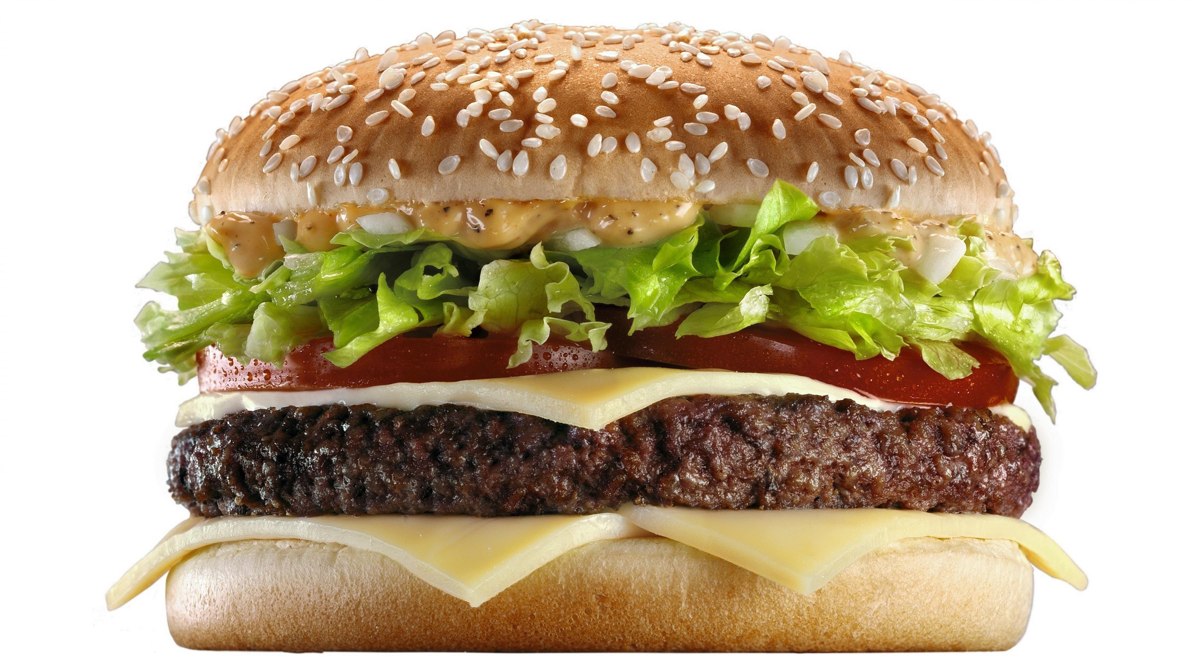 Cheeseburger Widescreen for desktop