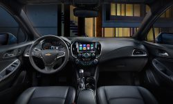 Chevrolet Cruze 2 Hatchback Widescreen for desktop